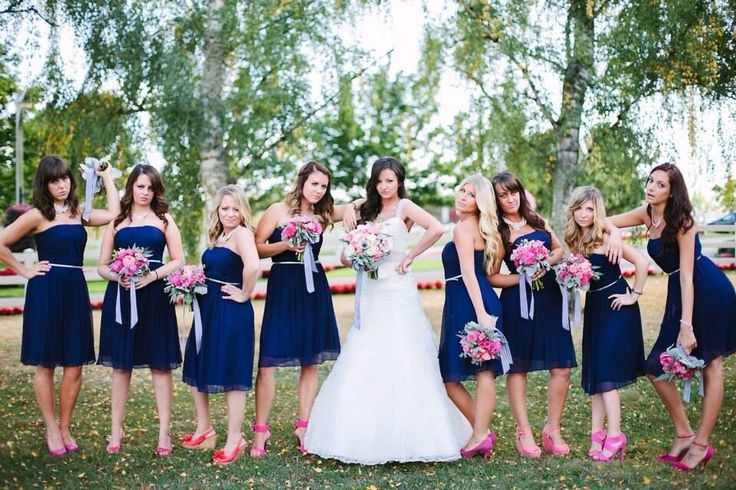 45 best images about wedding blue navy pink on