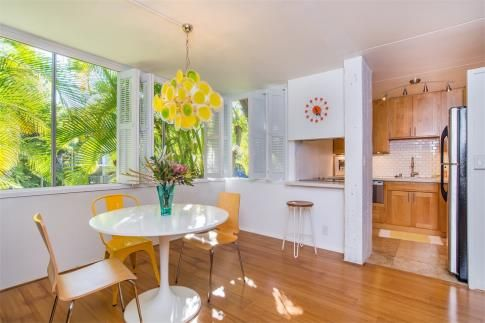 JUST SOLD: Rarely available one-bedroom Garden Unit in desirable Diamond Head neighborhood. Beautifully modern finishes, renovated kitchen, & pool in complex make this a great residence for the entertaining couple. Conveniently located to shops, restaurants, Kapiolani Park, & renowned Monsarrat Avenue.
