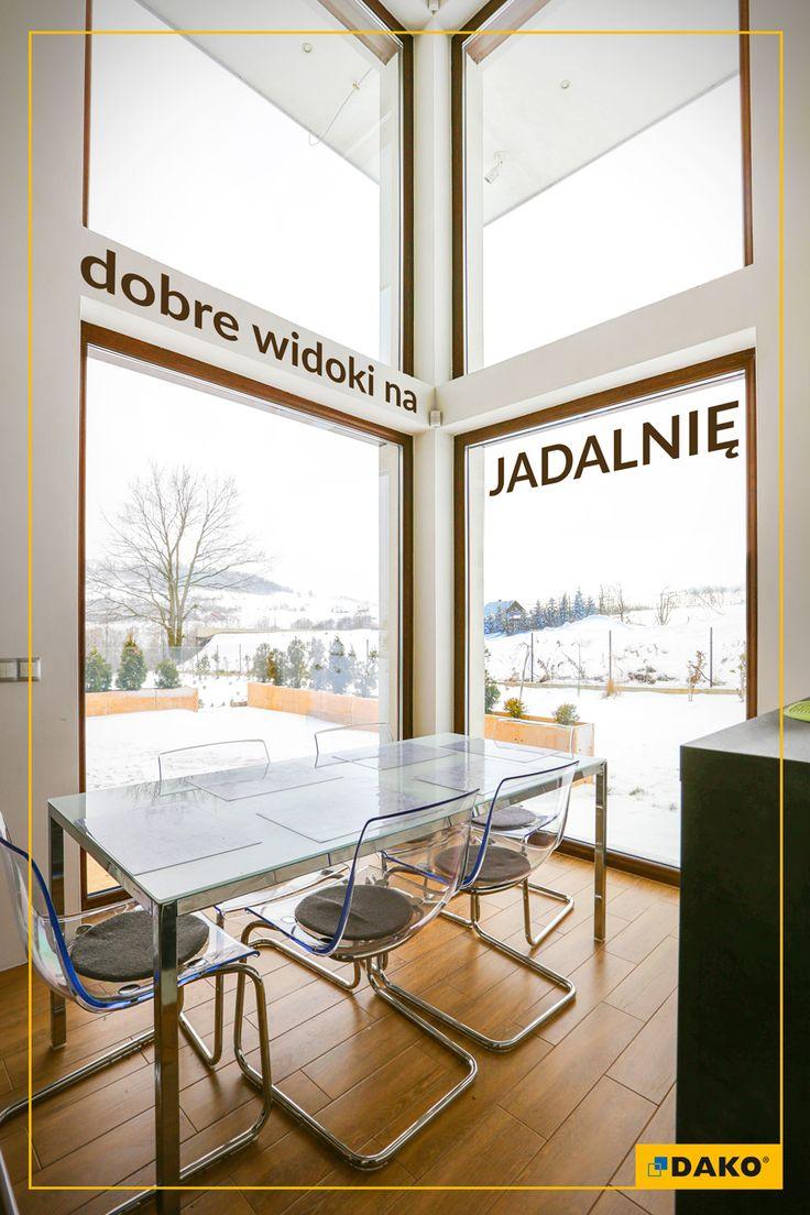 Okna typu fix (stałe szklenie)