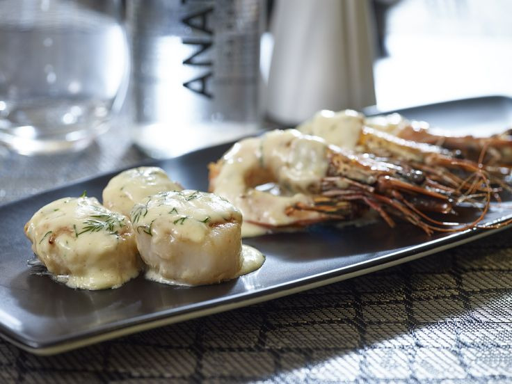 Are you a shrimp lover...?  Taste your buds with our chef's proposal...!