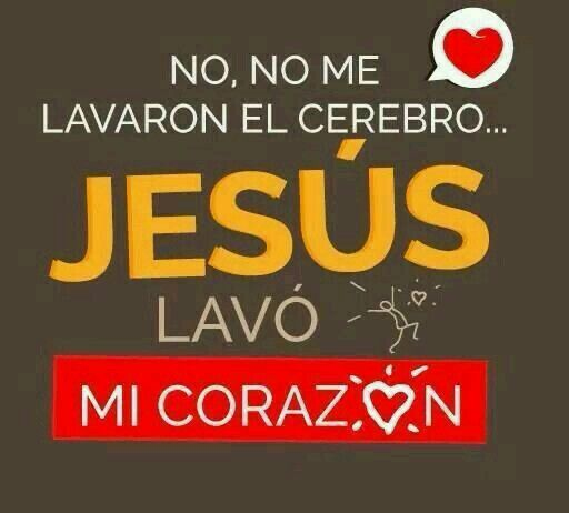 Lavo mi Corazón.  Learn Spanish easily with http://learnspanishthroughbible.blogspot.com try it  and spread the Word of God.