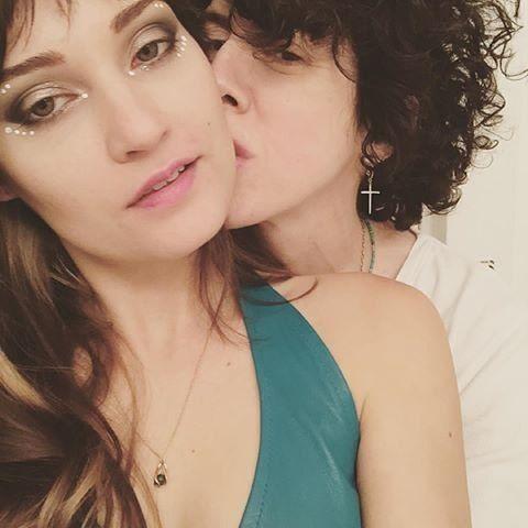This is LOVE #laurapergolizzi #laurenruthward