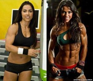 On-season vs. off-season look - Bulking up in the off season is crucial to muscle growth. Here is how to do a clean bulk and minimize fat gains: #fitnesstips #diet #eatclean #bodybuilding