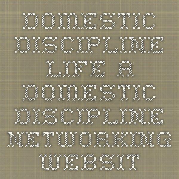 Domestic discipline dating sites