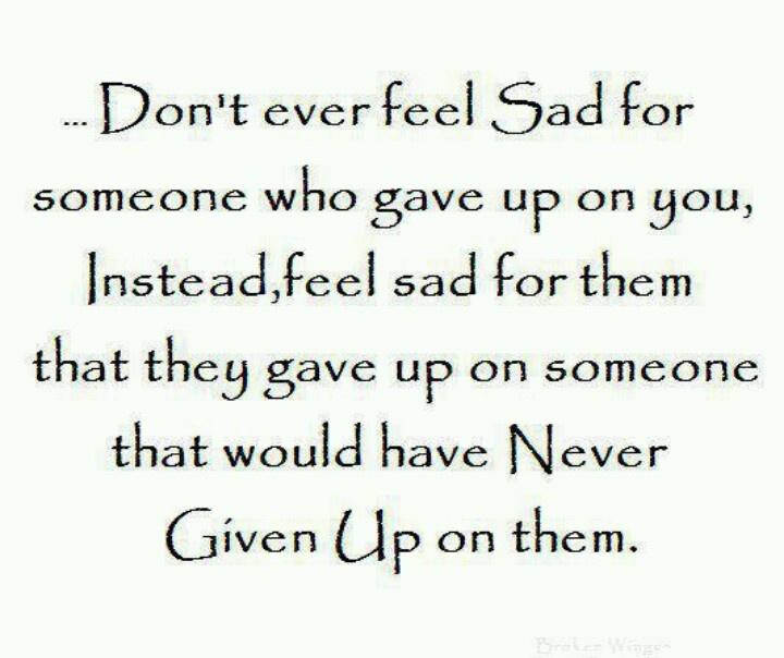 Sad Quotes About Depression: Feeling Sad Love Quotes. QuotesGram