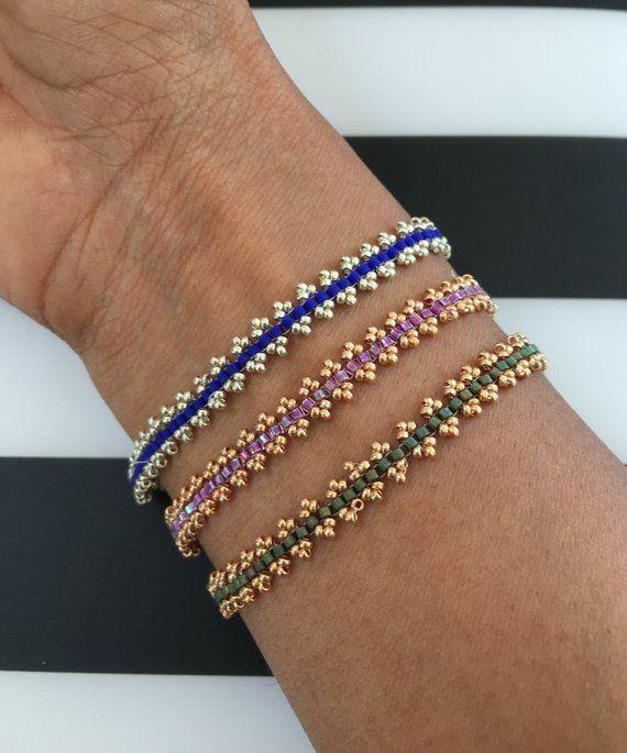 Diese Armbänder sind von meiner Liebe zum traditi…