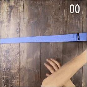 Завязываем галстук быстро