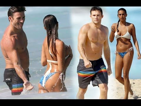 Exclusive: Scott Eastwood'S New Mystery Girlfriend Nearly Loses Bikini I...