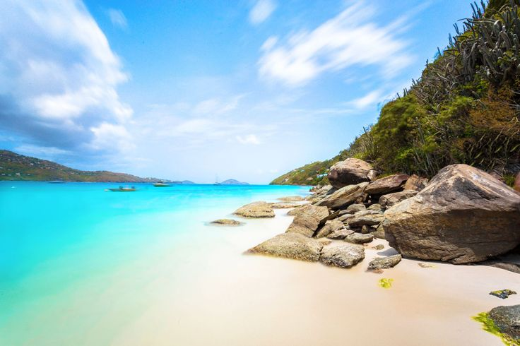 The US Virgin Islands Will Give You Money to Visit in 2017  - HouseBeautiful.com