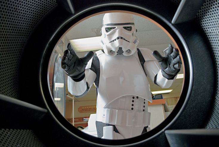 Storm Trooper Laundry day #Photography #photo