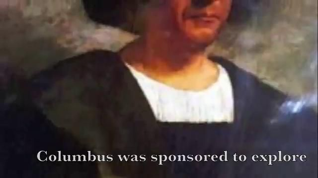 """A great """"music video"""" about Christopher Columbus, Juan Ponce de Leon, Jacques Cartier, and Christopher Newport the music is from this song called """"party in the USA"""" by Miley Cyrus"""