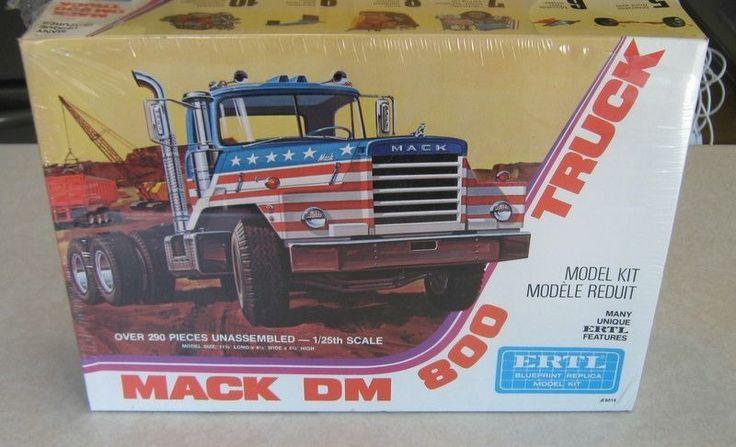 Ertle Mack DM 800  box art
