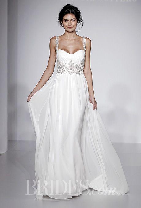Brides: Maggie Sottero Wedding Dresses - Fall 2015 - Bridal Runway Shows - Brides.com