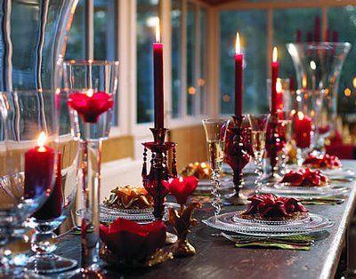 Descubra como decorar uma mesa para a ceia de Natal – MundodasTribos – Todas as tribos em um único lugar.