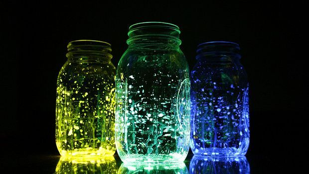 Le lanterne glow in the dark fai da te per i pigiama party dei bambini ecoblog.it