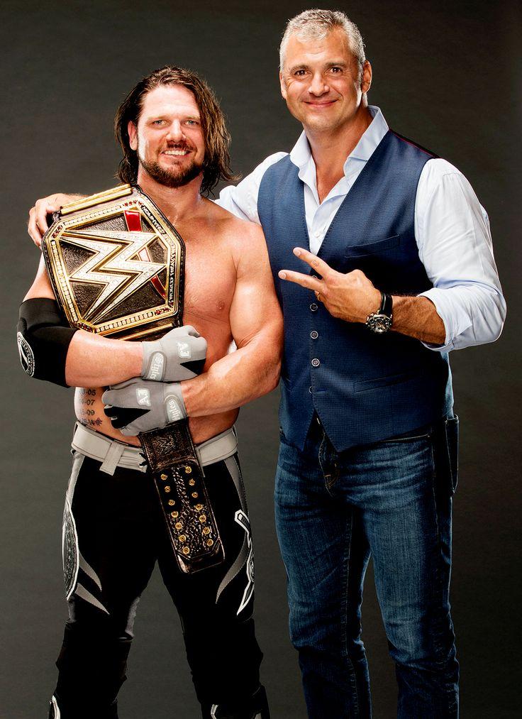 Wrestlemania 33 AJ Styles vs Shan-O-Mac
