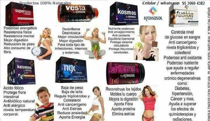 Productos Kromasol Salud y Bienestar Natural | Workout
