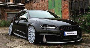 Audi RS3 8VA Rotiform QLB Tuning 310×165 photo