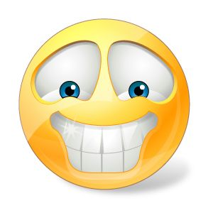 Laughing Smiley Face Clip Art | emoticon Laugh