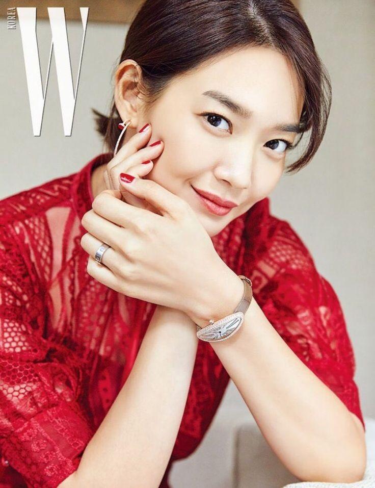 Shin Min Ah - YouTube
