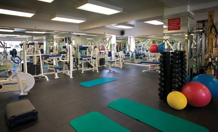 Resort Fitness Center - Avenue Plaza Resort New Orleans, Louisiana