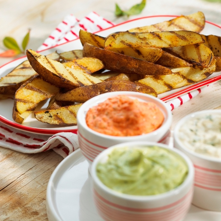 United states potato board recipes