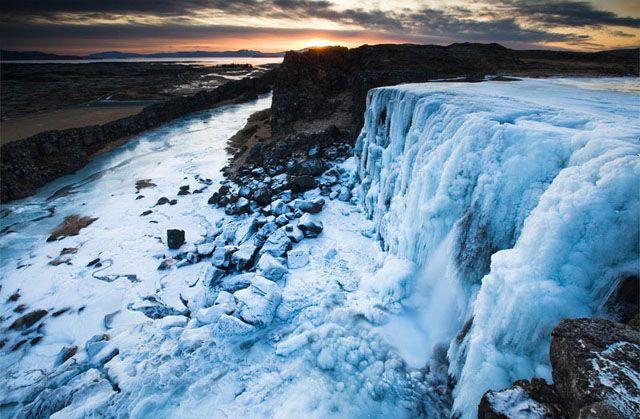 Paisaje de Islandia 3