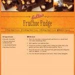 FruChocs Fudge
