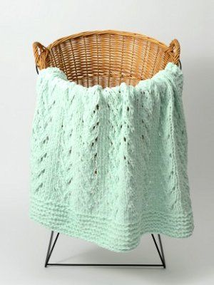 Soft Vines Baby Blanket Blanket, Babies and Free pattern