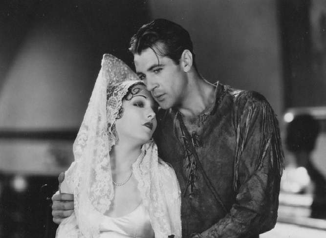 Lupe Velez & Gary Cooper: Hollywood Film, Miscellaneous Hollywood, Paramount Picture, Faces, Lupe Velez, Cooper S Arms, 1928, Gary Cooper S