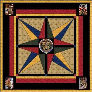 Scout Quilt block - Bing Images
