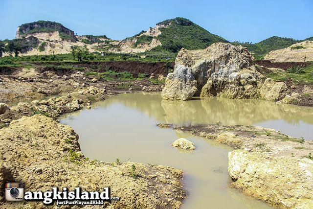 JustFun,Play,andKidd: Danau Beko Tegal Karangdawa