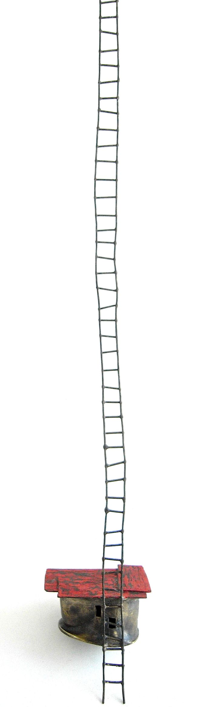 LIISA HASHIMOTO-JAPAN[ House with Ladder ] HiNGE Dept.