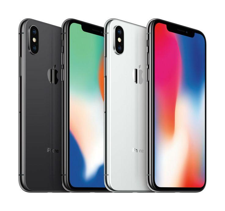 Apple iphone x 64gb 256gb factory gsm unlocked att