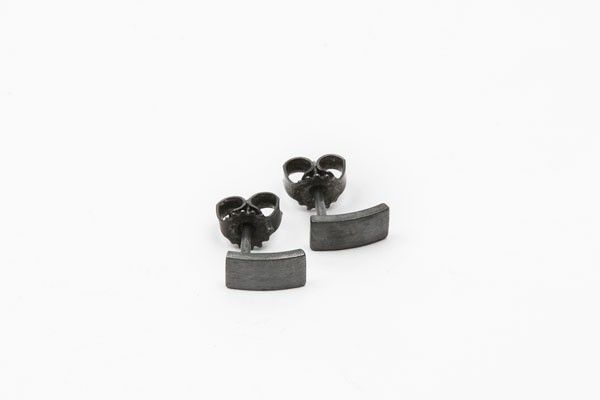 Katrine Nexø Jewellery | VEGA – Earrings, Oxidized | €78 | ENIITO