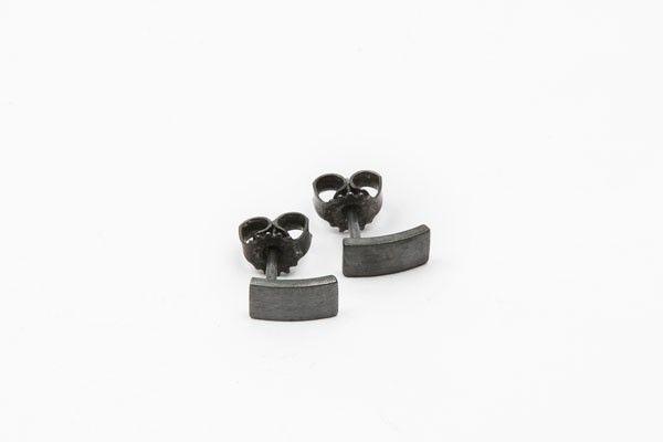 Katrine Nexø Jewellery |VEGA – Earrings, Oxidized |€78 |ENIITO