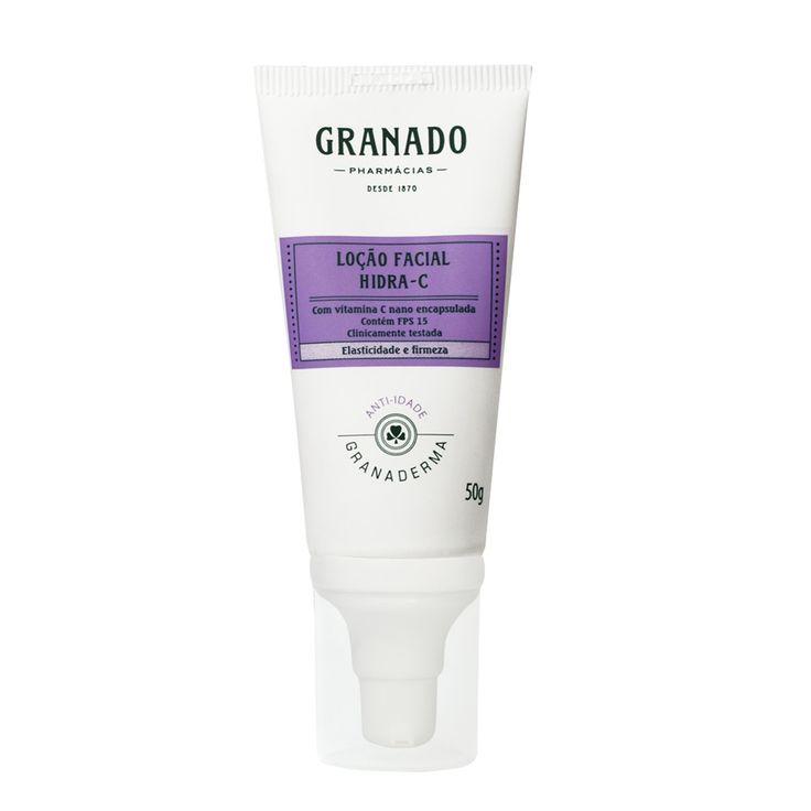 Loção Facial Hidra-C Granado 50g - The Beauty Box