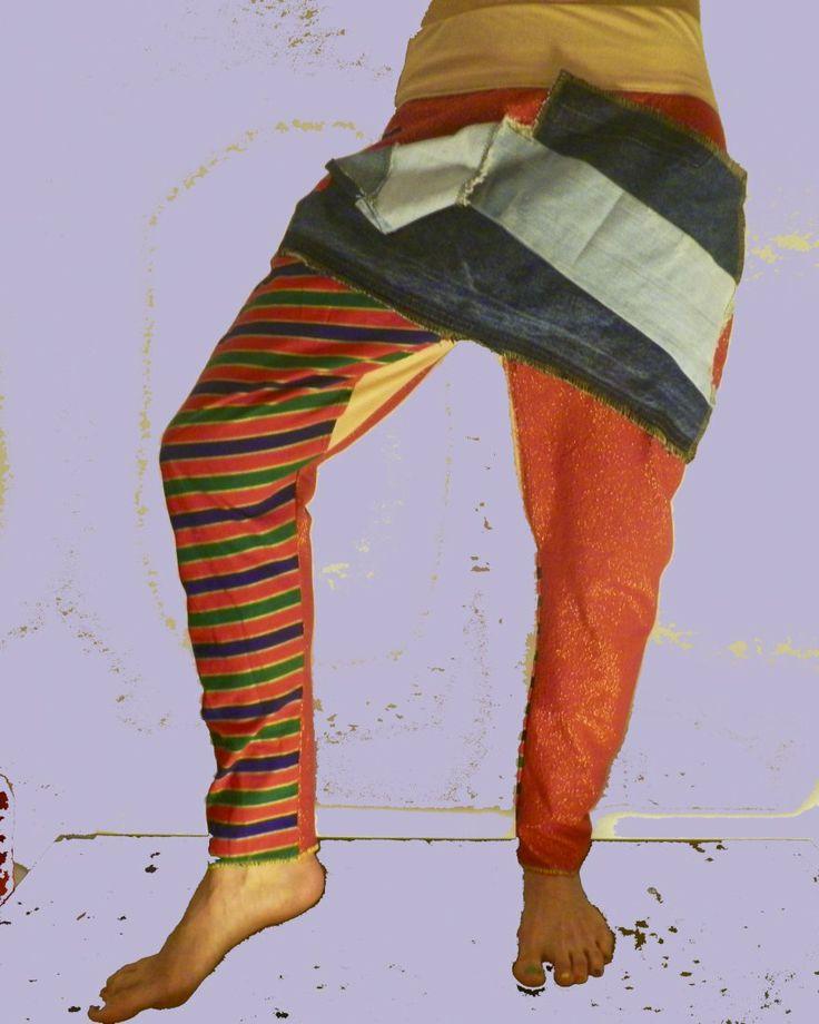 RECYCLING BAGGY red (proj. MisZmASz recycling fashion), do kupienia w DecoBazaar.com