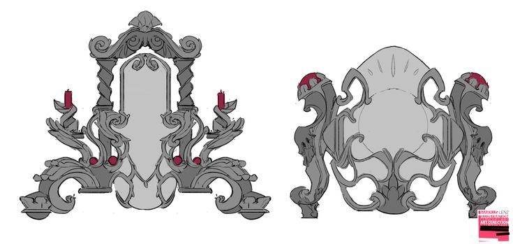 ArtStation - Dungeon Hunter 5 Concept Art, Markus Lenz