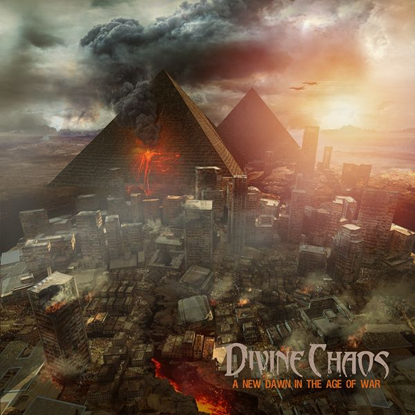 Divine Chaos - A New Dawn in the AGe of War on Behance
