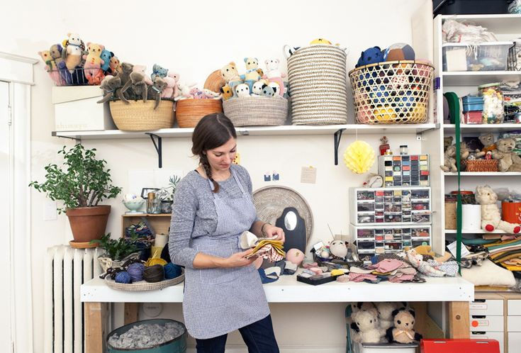 Read about Jen Murphy the creator of Polka Dot Club - available at Kol Kid!
