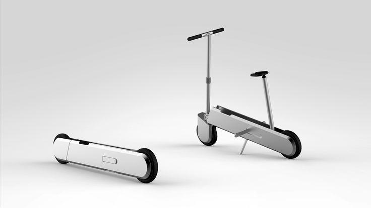 #Lexus #Design #Award #Scooter #Electric