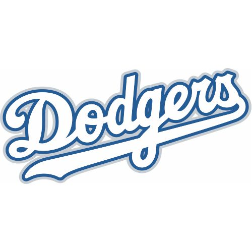 dodgers | dodgers logo Colouring Pages | Printable ...