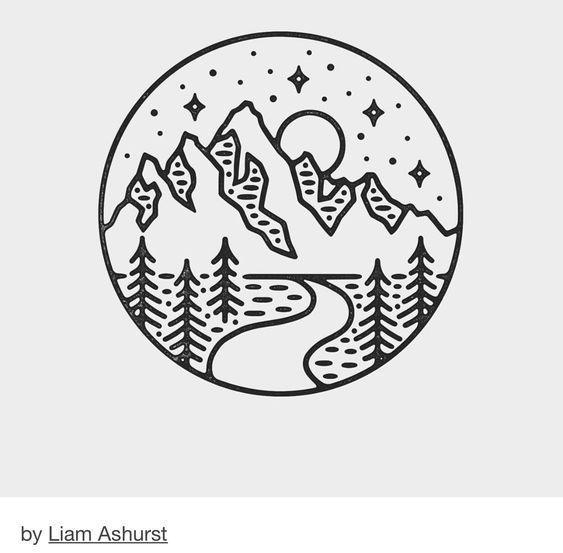 30 coole und einfache Dinge zum Zeichnen, um besser in der Kunst zu werden – Tattoo