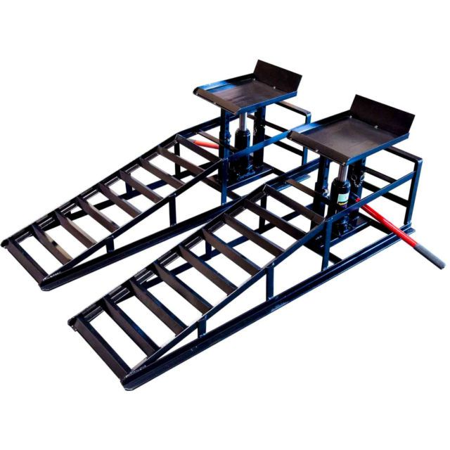 Garage Equipment Ireland  Garage Supplies  Car Ramps