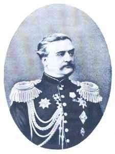Граф Александр Иванович Myсин-Пушкин