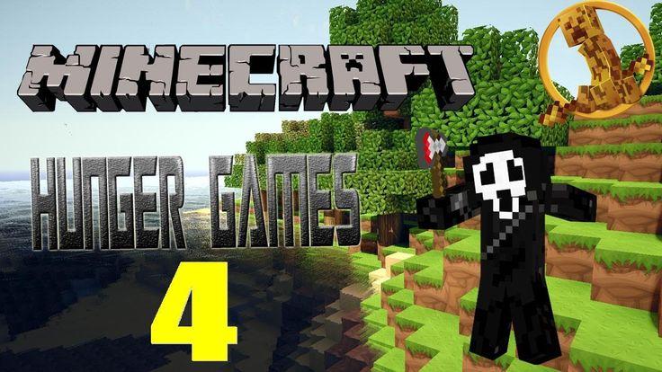 """Minecraft: Hunger Games [ITA] EP.4 """"Mappa nuova, kit nuovo, quello vecch..."""