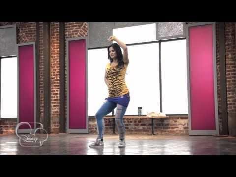The Latin Slide - Shake It Up Dance Class!