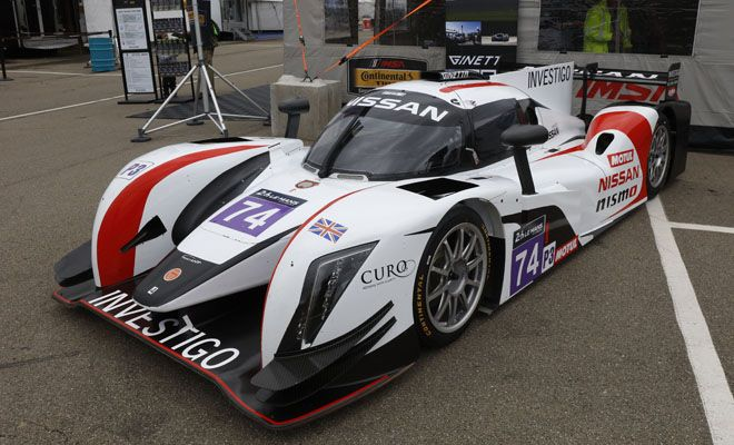 Last week Matt McMurray attended a track day hosted by IMSA and Ginetta at Watkins Glen to test Ginetta's new LMP3. RACER.com