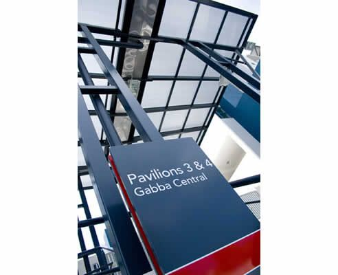 Directory signs http://www.spec-net.com.au/press/1009/woo_141009.htm #sign #signage #building #directory #wayfinding